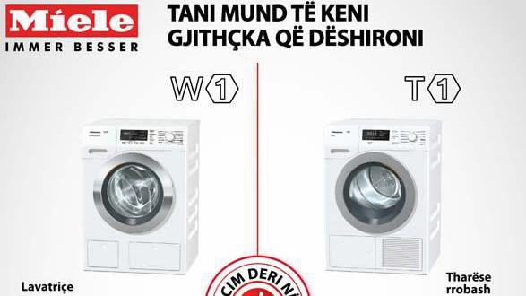 Elektroshtepiaket Miele - Zero Perqind Interes