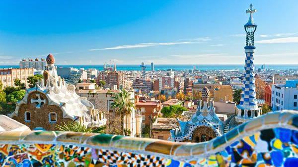Barcelona dhe Turet e Pranveres