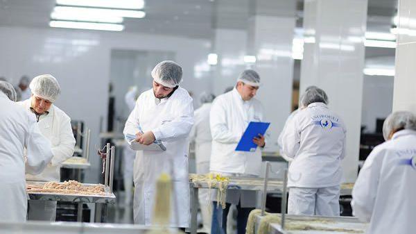 Trajnim kualifikues Teknik i Industrisë Ushqimore