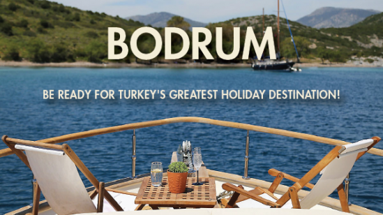 Bodrumi, mrekullia e Turqise