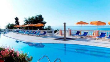 Pushime ne Korfuz me pamje nga deti