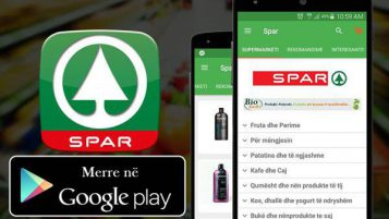 Supermarketi juaj si App ne Play Store