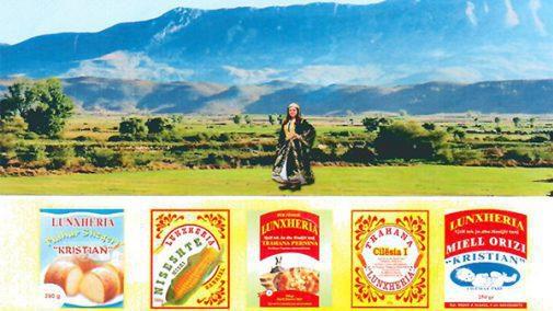 Produkte cilesore shqiptare