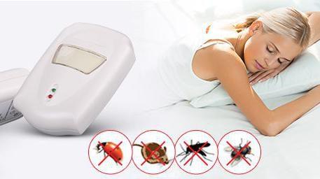 Luftoni insektet me Pest Repeller
