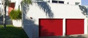Porta garazhi me panel sandwich, prodhime europiane